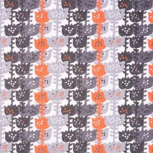 Gudde kangas oranssi