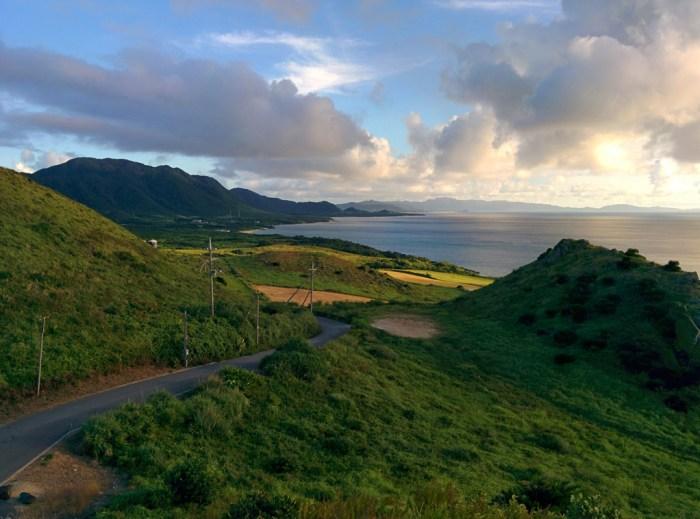Vacker utsikt från Norra Ishigaki - Resa Ishigaki