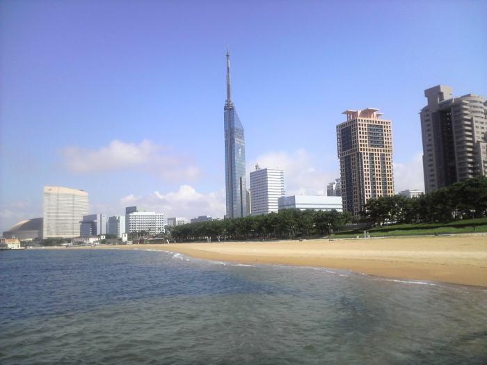 Fukuoka - japanska städer