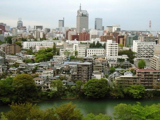 Sendai - japanska städer
