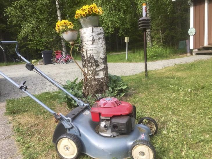Honda ruohonleikkuri