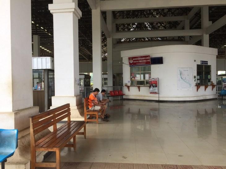 Raja-asema jatkekaan Luang Prabangiin