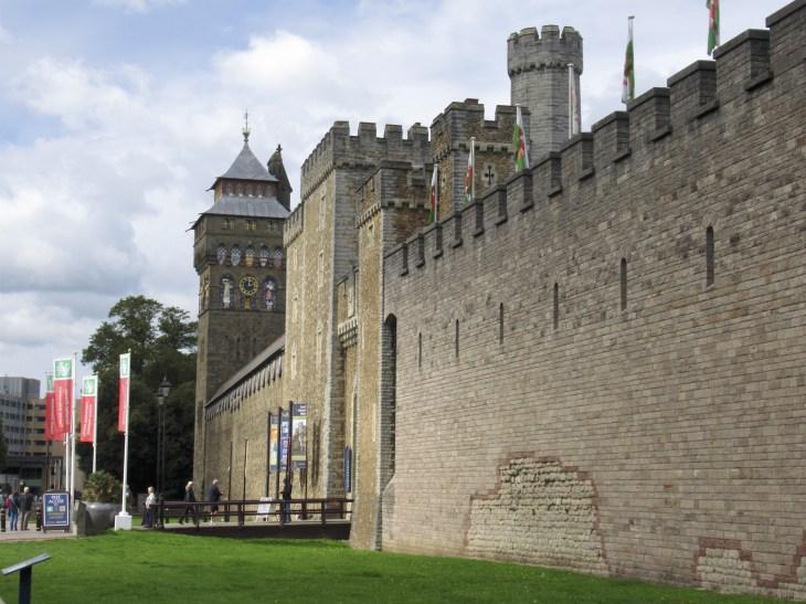 Cardiffin linnoitus