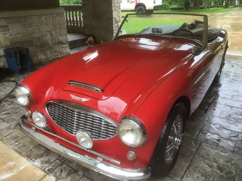 Austin Healey Used Cars Body Shops For Sale Saint Louis It s Alive     1961 Austin Healey 3000 Mk I