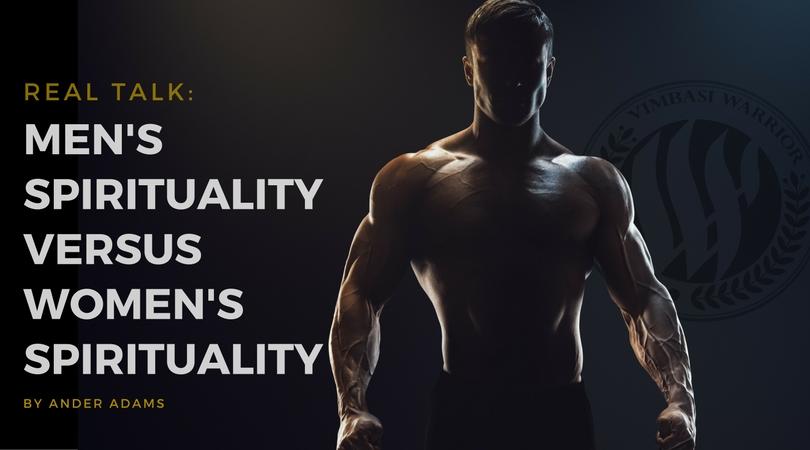 Mens Spirtuality