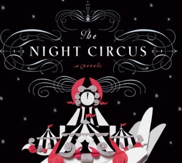 Book Review     The Night Circus    by Erin Morgensten   VimfromZim The Night Circus   Book Cover