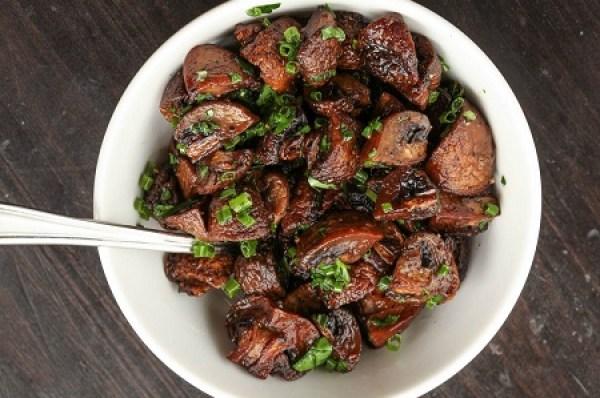 Mushroom Roast recipe, mushroom roast kerala style, mushroom dry recipe, how to make mushroom roast
