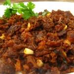 Beef fry kerala style, easy beef fry recipe, beef dry recipe