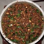beef thoran kerala style, beef dry kerala style, beef fry, easy beef fry recipe