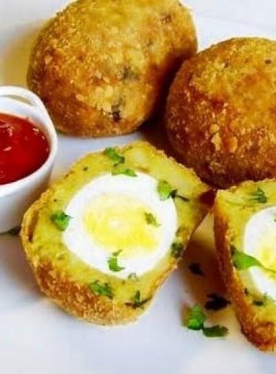 Egg Chops