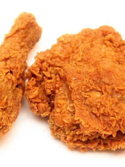 crispy chicken fry, easy chicken fry recipe