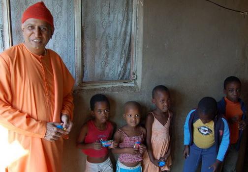 Ekusizaneni Children's Home, in K Section, Kwa Mashu