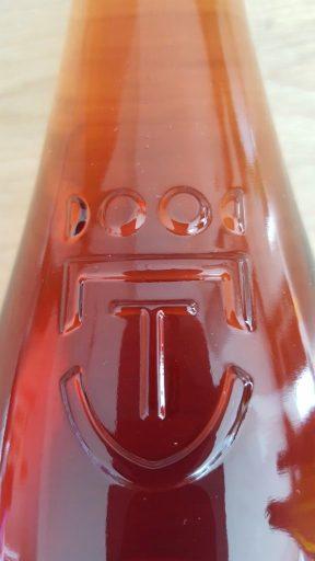 Ecusson bouteille de Tavel