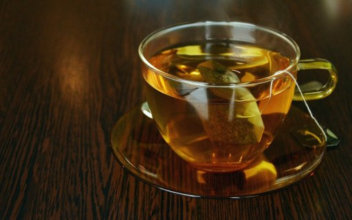 Thé bien infusé