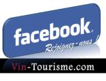 Facebook vin tourisme