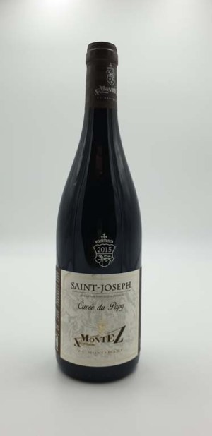 Domaine du Monteillet/Montez - Saint Joseph cuvée du Papy - 2017