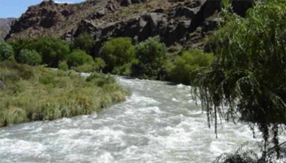 Resultado de imagen para rio atuel