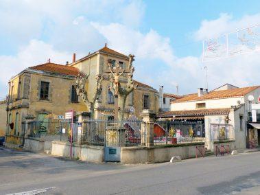 village de noël Vinassan