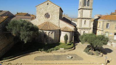 église de vinassan