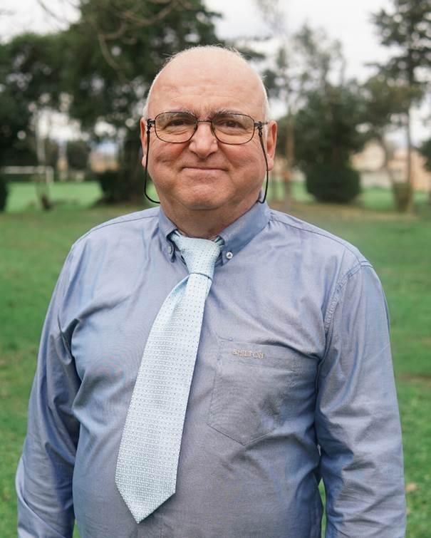 mr Senegas conseiller municipal Vinassan
