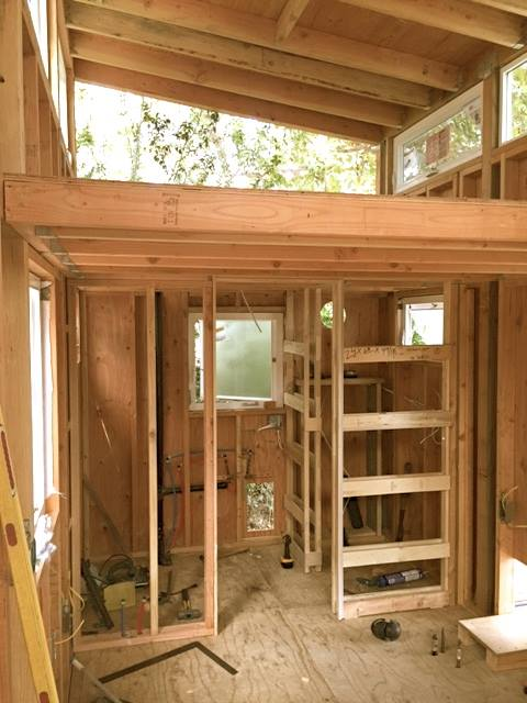 Tiny House build: plumbing and electrical