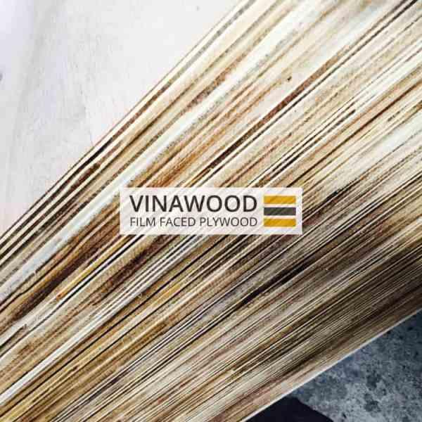 Cốp pha phủ phim VINAWOOD - Quá trình sản xuất