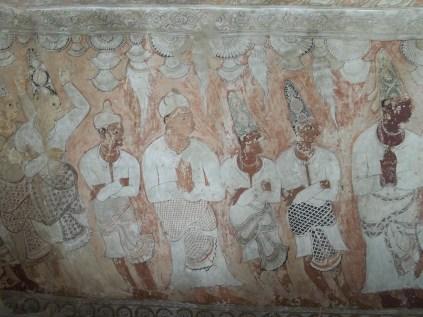 Mural in the Ceilings