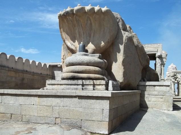 Nagalingam -- The Bull Watches Him