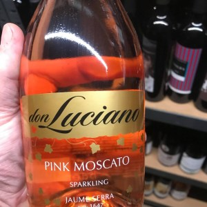 Don Luciano Pink Moscato