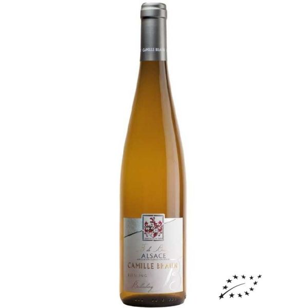 Camille Braun - Alsace Riesling 2015 Bollenberg