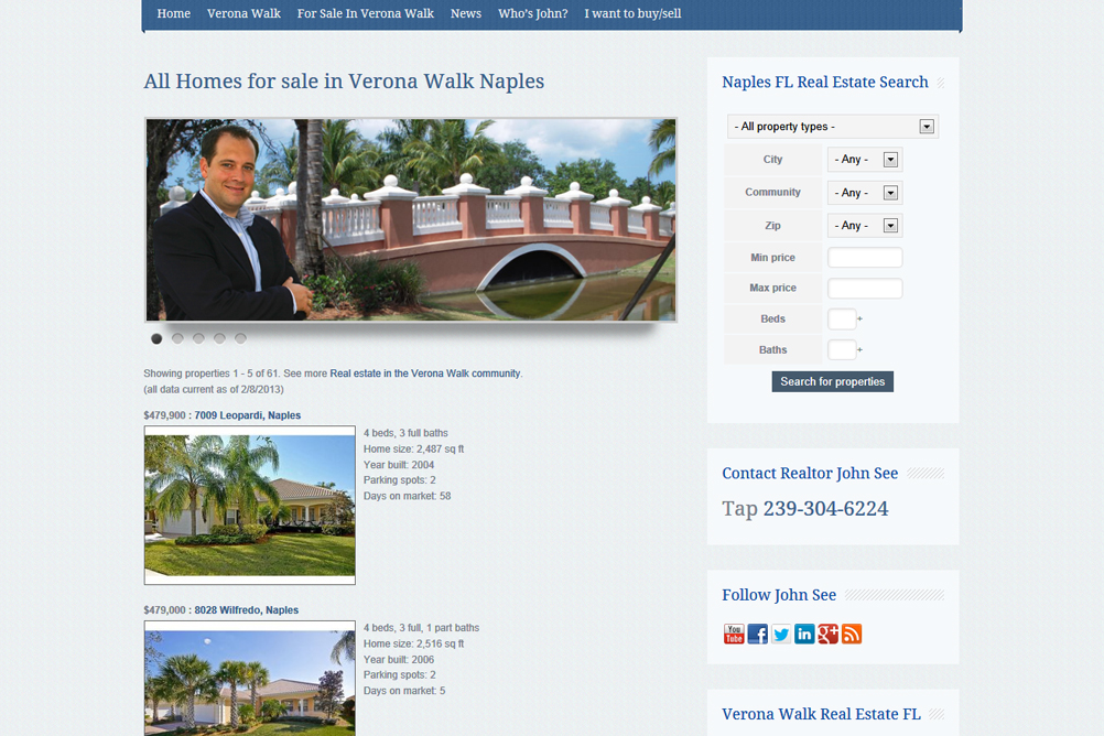 Real Estate Web Design How To Make It Work For You