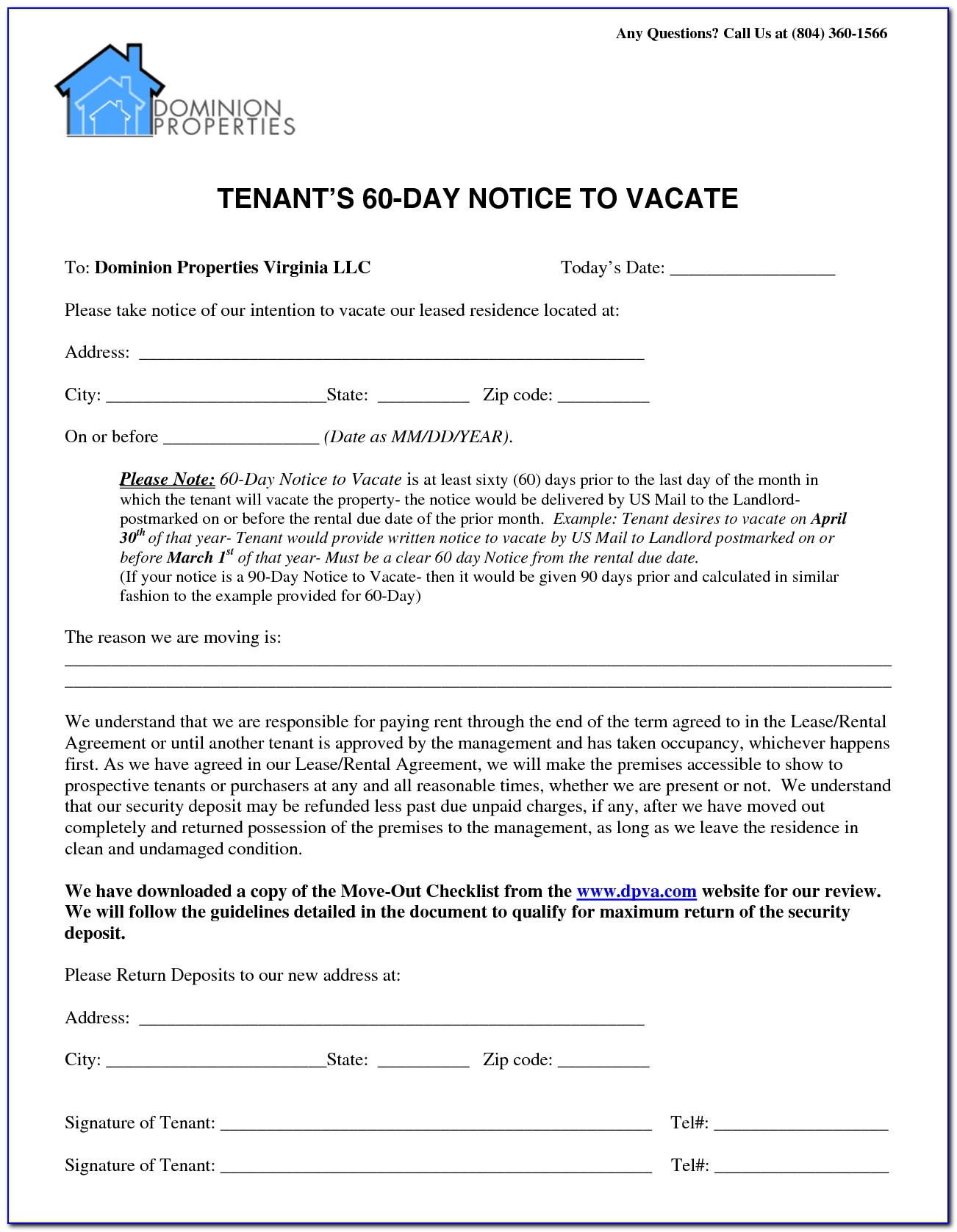 30 Day Notice To Vacate California Section 30 Form   vincegray30