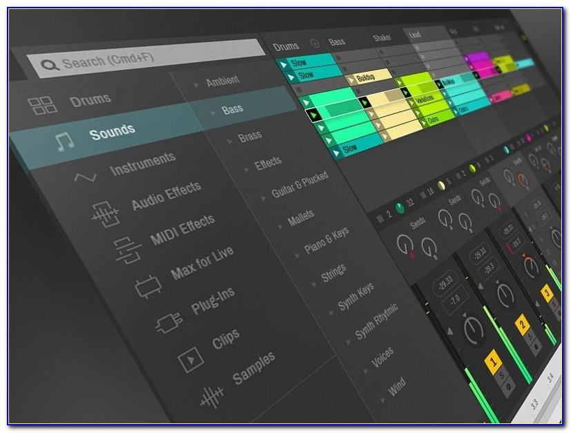 Ableton Live Templates Free Download