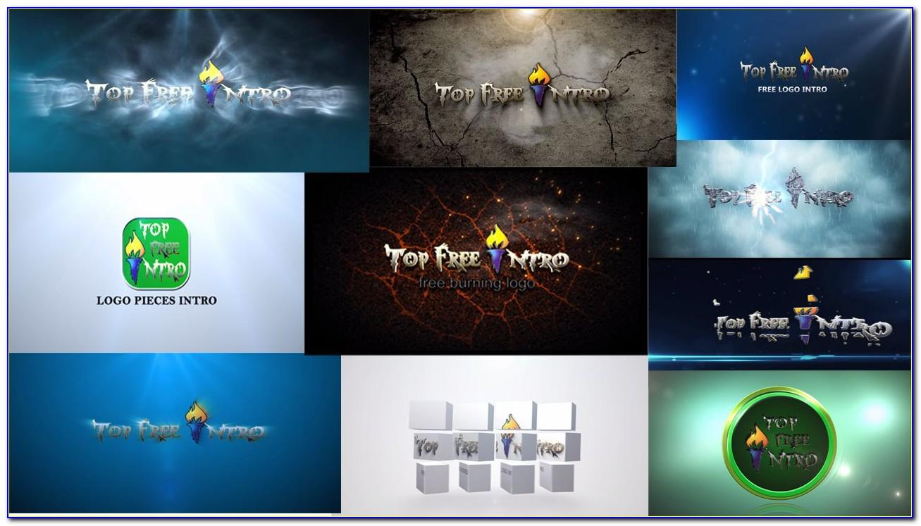 Adobe After Effects Logo Reveal Templates Free