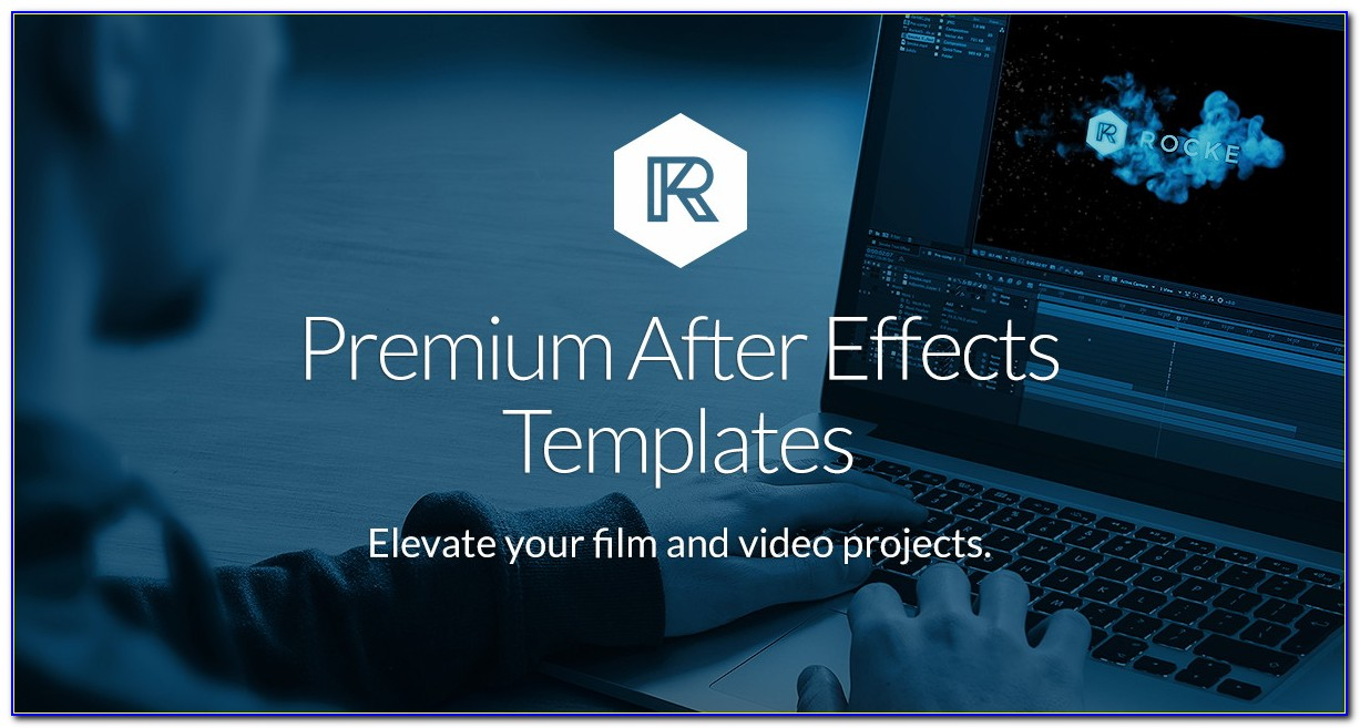 After Effect Product Presentation Template Free