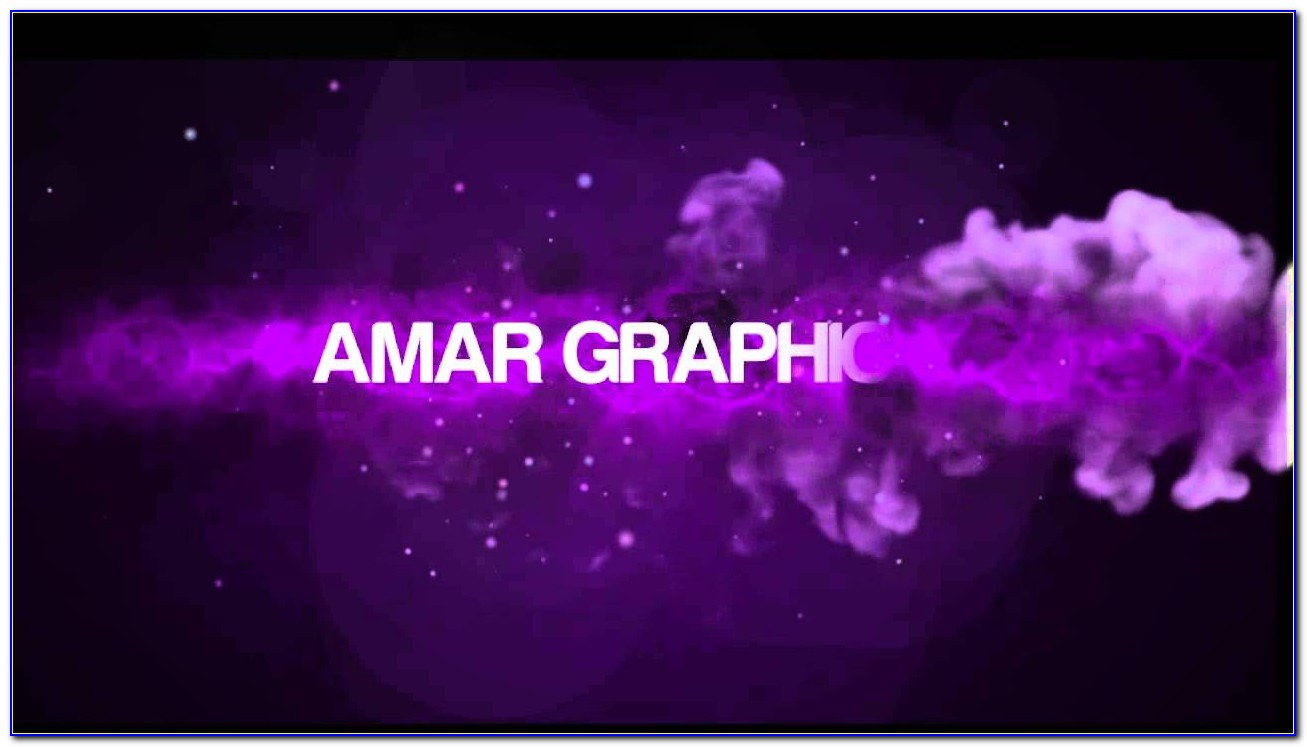 After Effect Template Intro Logo