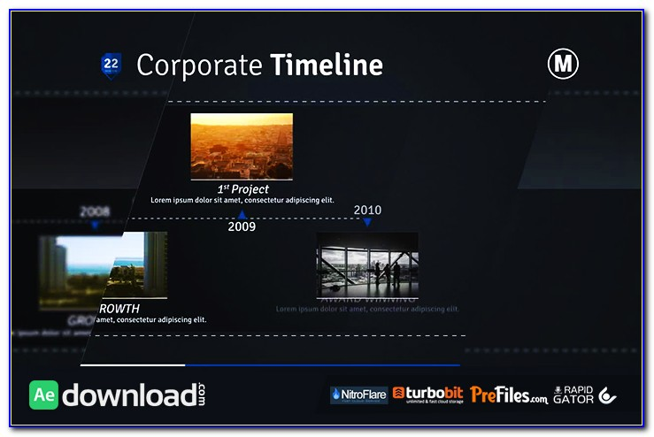 After Effects App Presentation Template Free Download