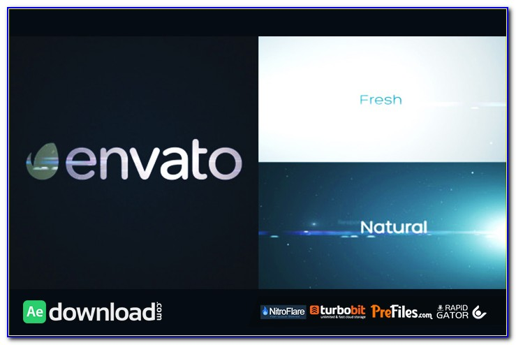 After Effects Intro Templates Download