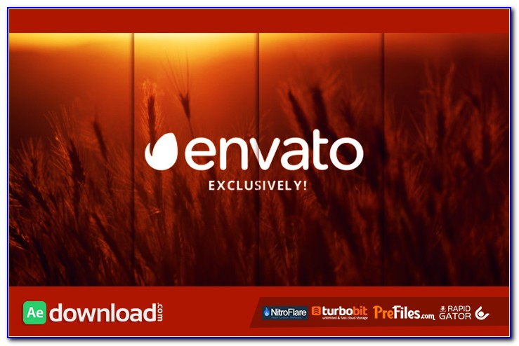 After Effects Slideshow Templates Free