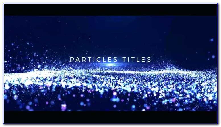 After Effects Title Templates Free Download Cs6