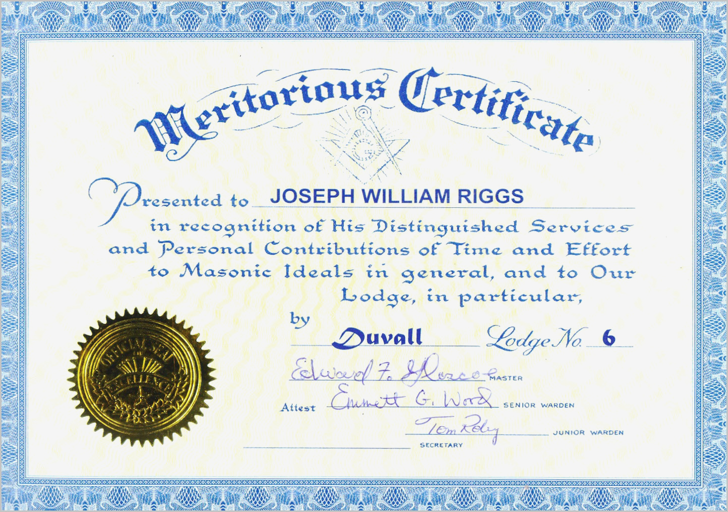 Samples For Certificate Of Appreciation