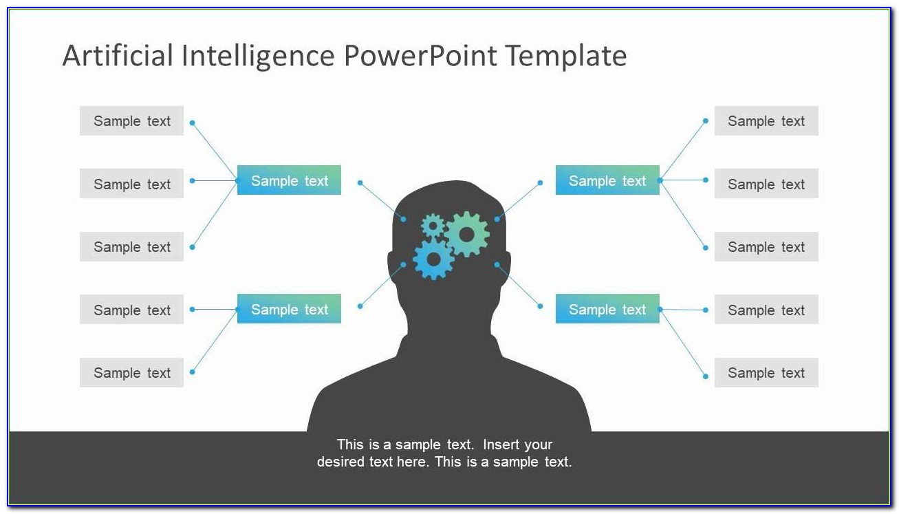 Artificial Intelligence Ppt Template Free Download Limited Powerpoint Template Artificial Intelligence Free