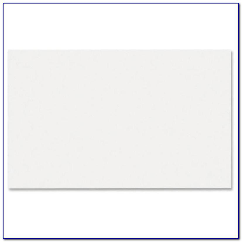 Avery 5 X 8 Index Card Template