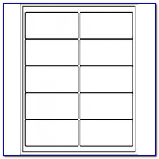 Avery 5163 Label Template Ms Word