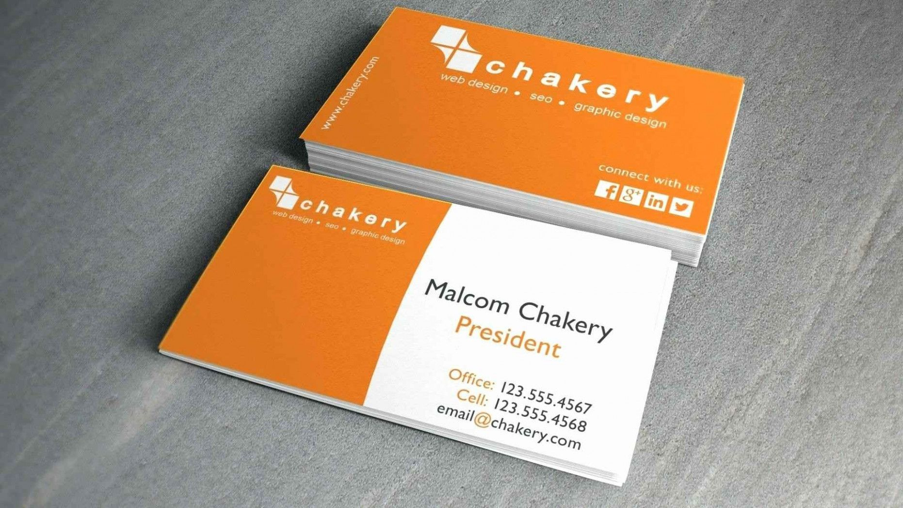 Avery 8376 Template Business Cards