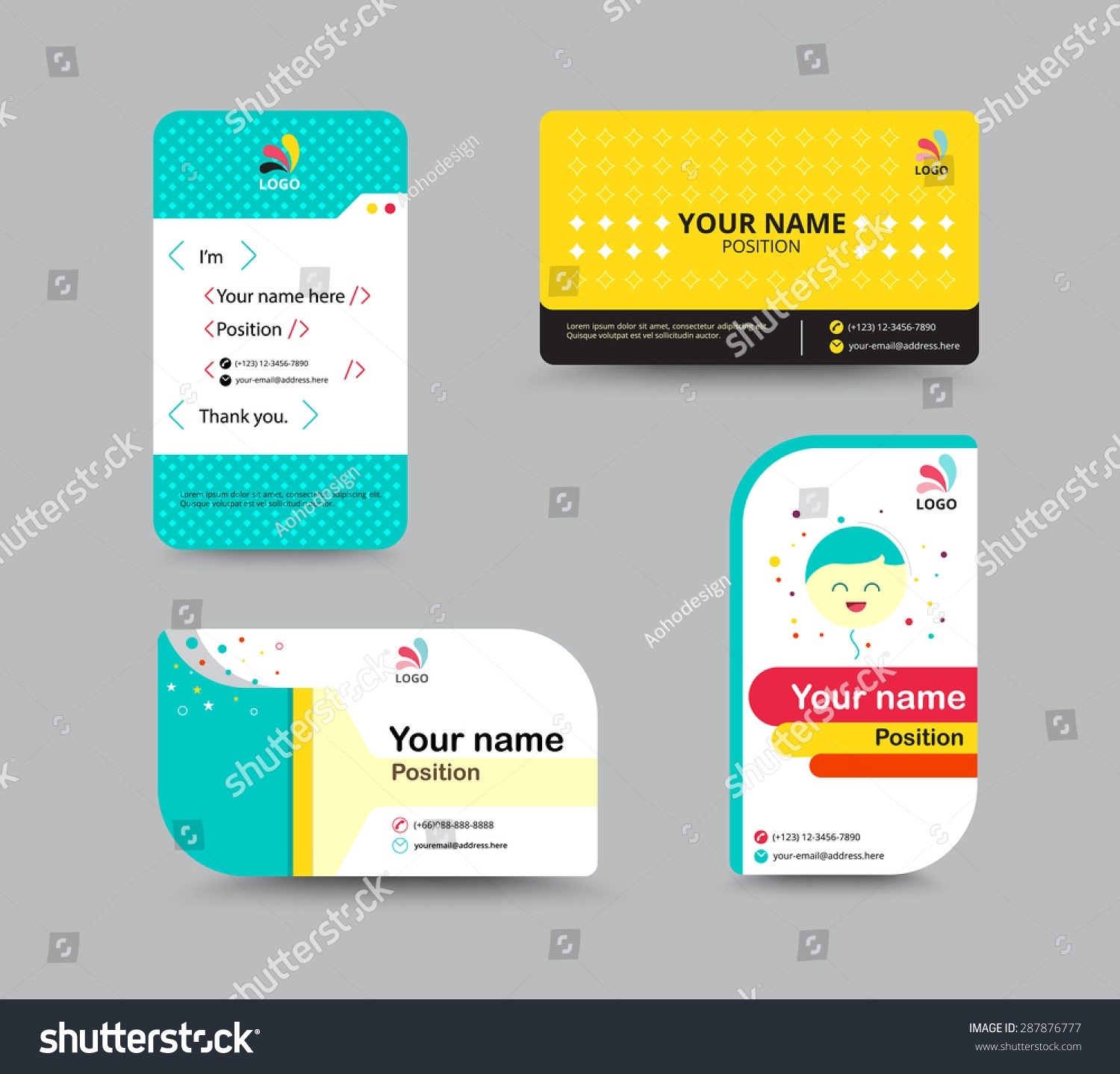 Avery Business Card Template 8371 Blank