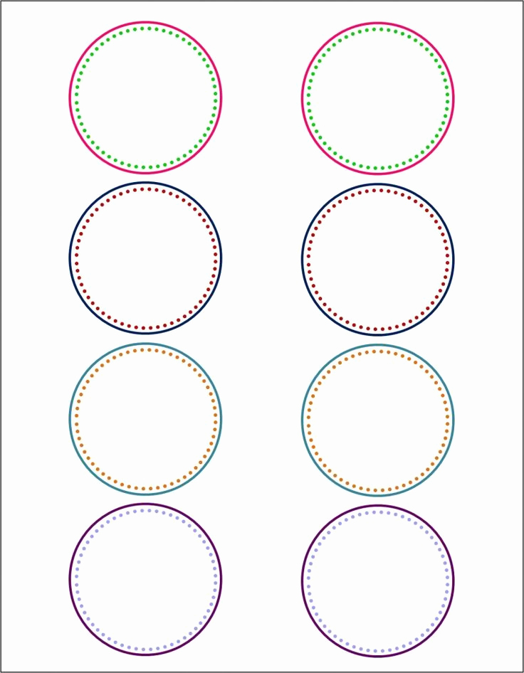 Avery Circle Labels 1 Inch Awesome 25 15×15 Circle Label Template Infovia 1 Round Label