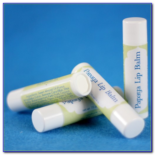 Avery Lip Balm Template
