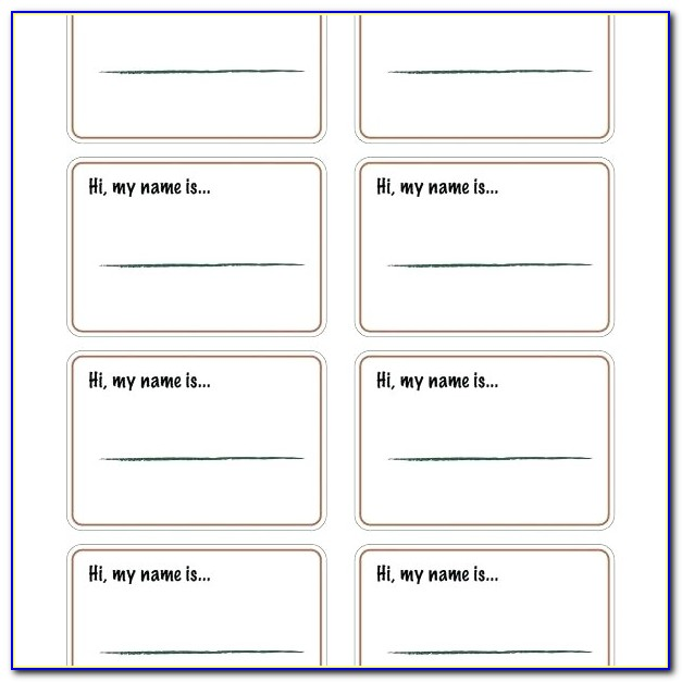 Avery 5390 Name Badge Template Erfreut Avery Vorlagen 5390 Bilder Vorlagen Ideen