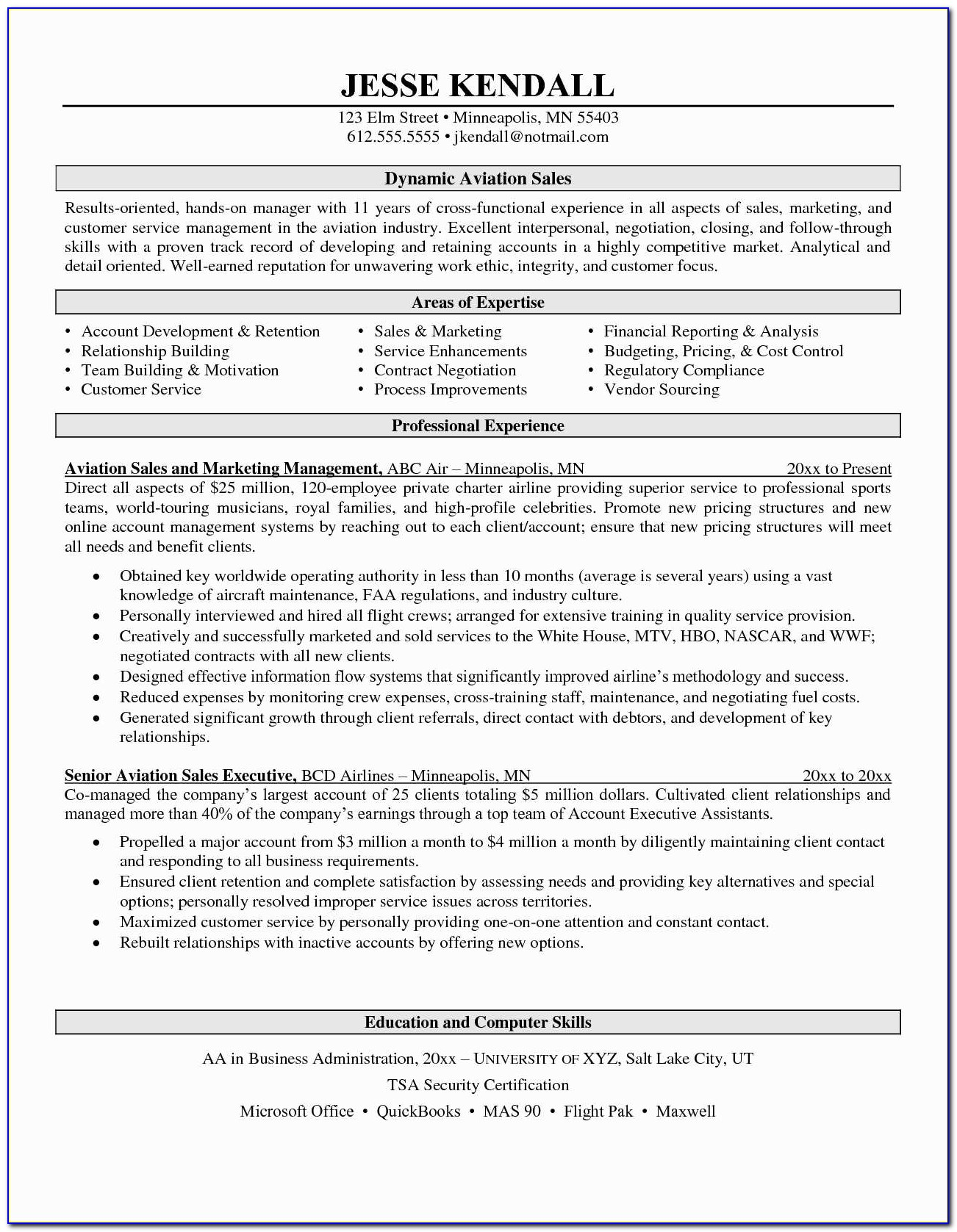 Helicopter Pilot Resume Examples Eliolera Office Aviation Resume Template
